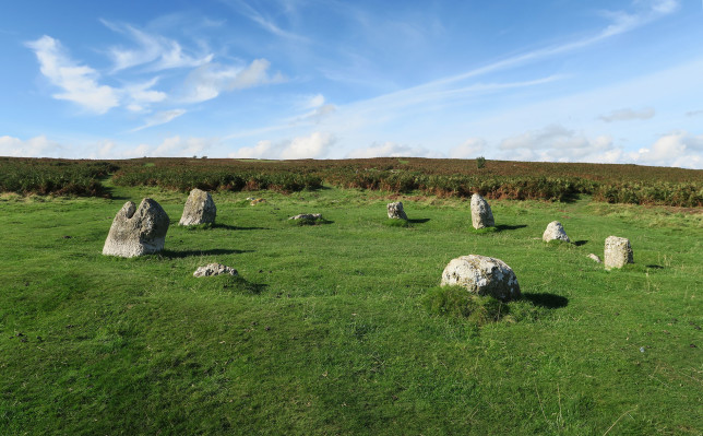 Birkrigg stone circle small