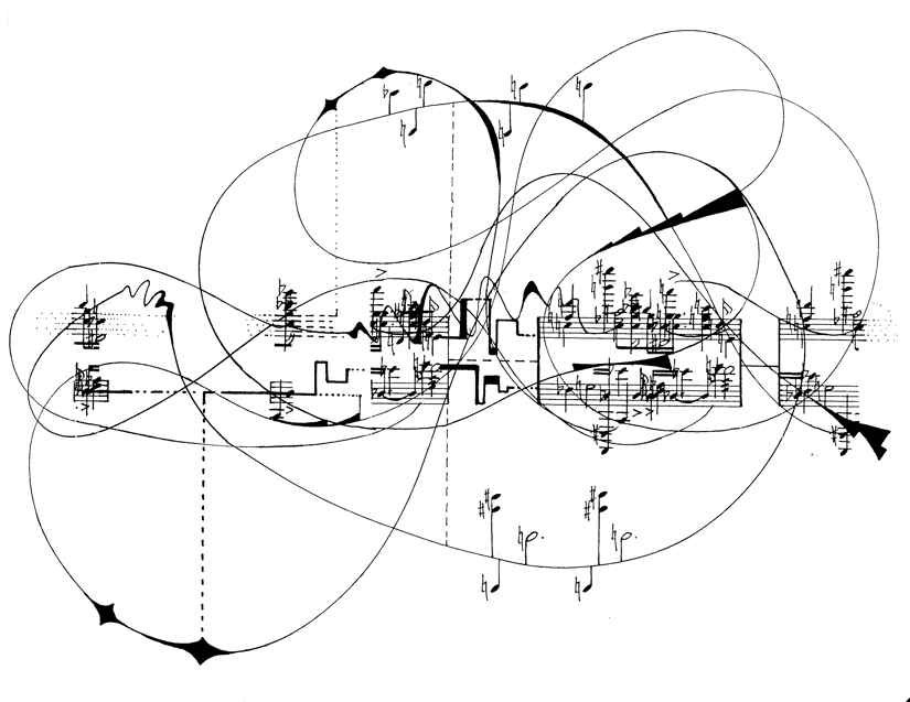 John_Cage_Black_and_White_music_art
