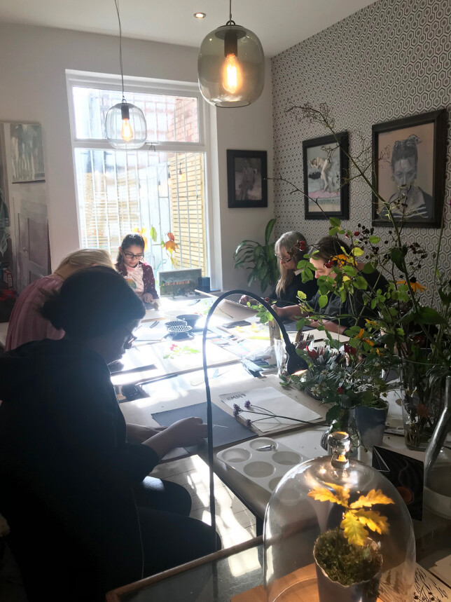 worshop table